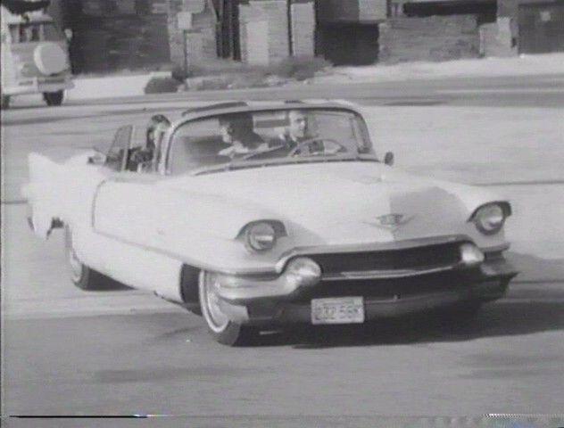 1956 Cadillac Eldorado Biarritz [6267SX]