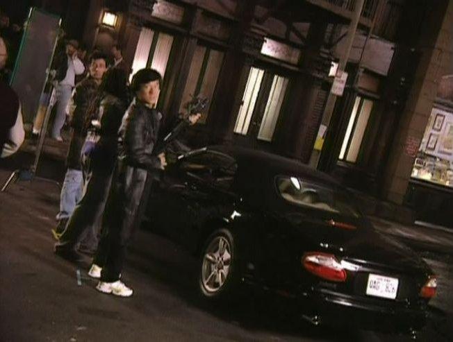 "IMCDb.org: 1997 Jaguar XK8 X100 in ""Jackie Chan: My ..."