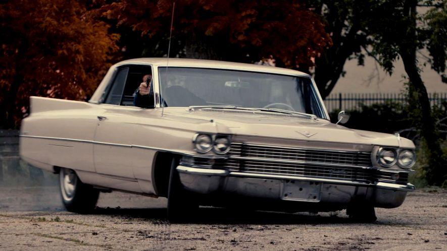 "IMCDb.org: 1963 Cadillac Coupe DeVille [6357J] in ""Kill ..."