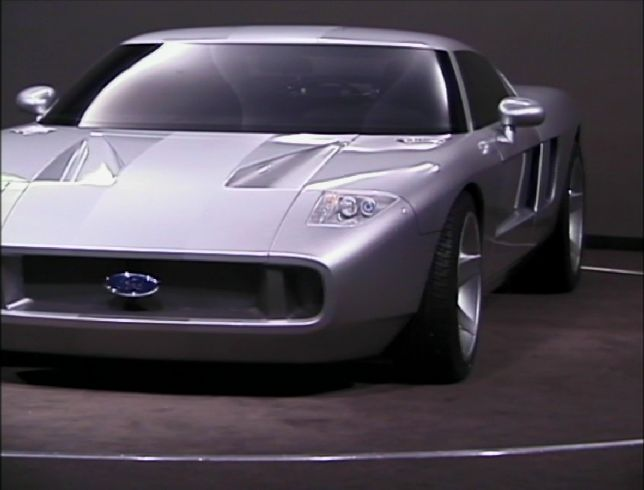 IMCDb.org: 2002 Ford GT 40 Concept in