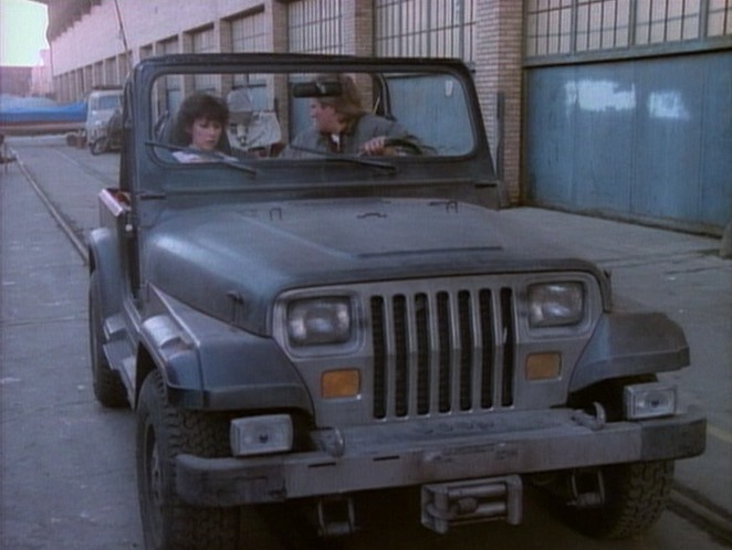 Imcdb Org 1987 Jeep Wrangler Yj In Quot Macgyver 1985 1992 Quot