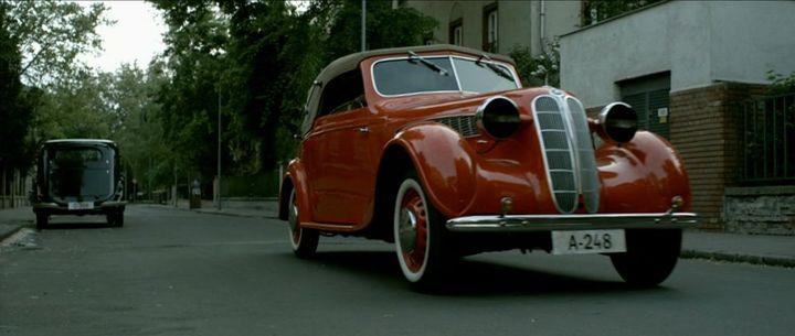 "IMCDb.org: 1938 BMW 320 Cabriolet Baur in ""Svik, 2009"""