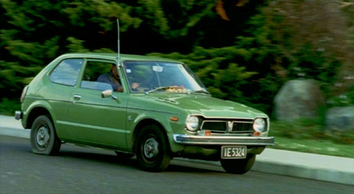 Imcdb Org 1976 Honda Civic Sb1 In Quot What Becomes Of The