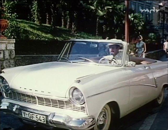 1957 ford taunus 17m de luxe deutsch p2 in. Black Bedroom Furniture Sets. Home Design Ideas