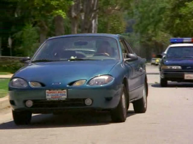 1998 Ford Zx2 Sport