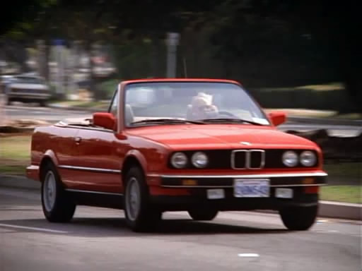 Imcdb Org 1987 Bmw 325i Cabrio E30 In Quot Beverly Hills