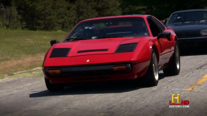 Imcdb Org 1988 Ferrari 308 Gtb Replica Pontiac Fiero