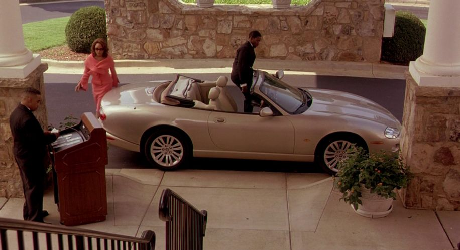 "IMCDb.org: 2005 Jaguar XK8 X100 in ""Madea's Family ..."