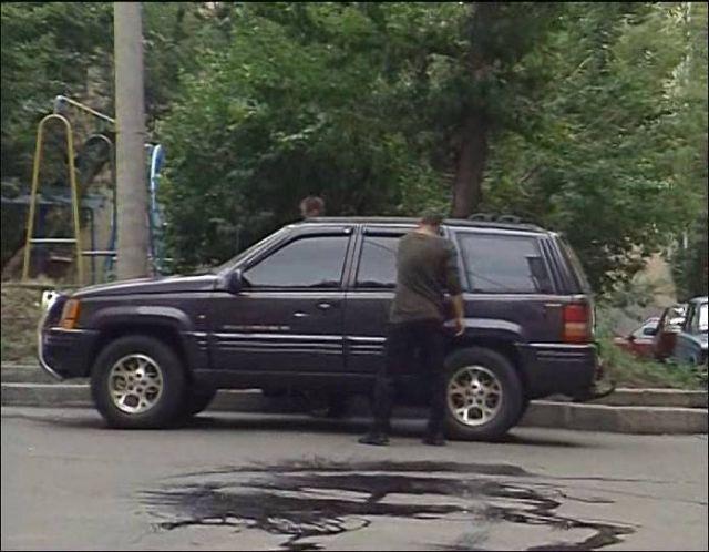 IMCDb.org: 1996 Jeep Grand Cherokee Limited [ZJ] in Catch