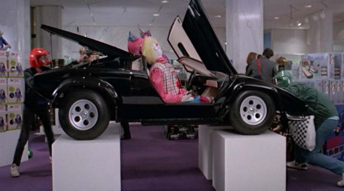 Imcdb Org Lamborghini Countach Scale Replica In Quot Big 1988 Quot