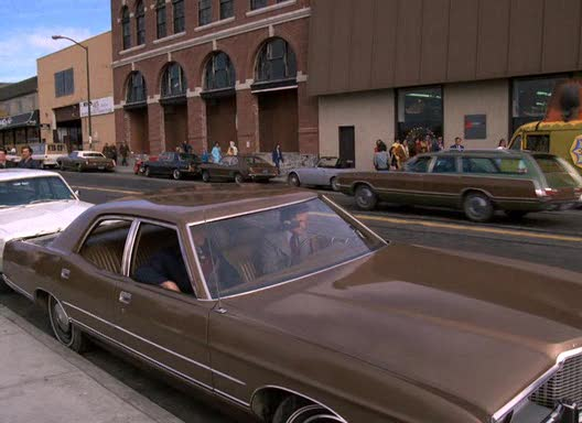"""IMCDb.org: 1970 Plymouth Fury Sport Suburban in """"The Streets of San Francisco, 1972-1977"""""""