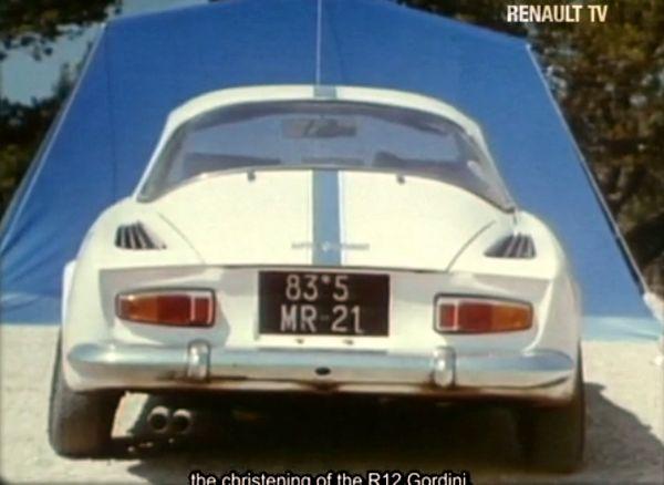 1967 Alpine A110 Berlite