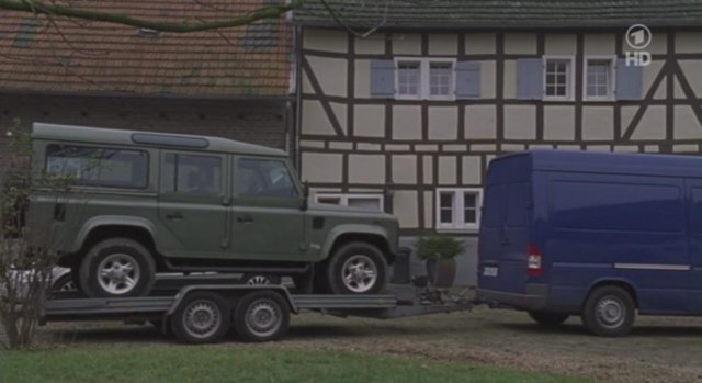 1999 Land-Rover Defender 110 Station Wagon Td5