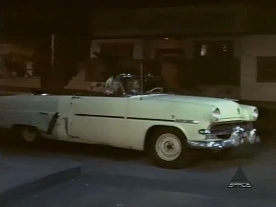 1953 Ford Crestline Sunliner Convertible Coupe [76B]