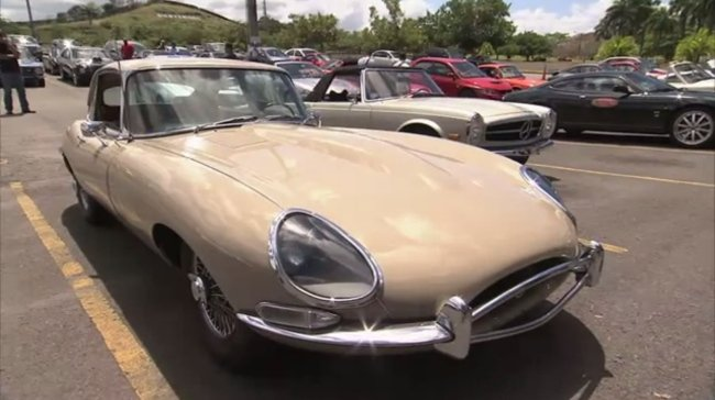 1967 Jaguar E-Type 2+2 FHC Series I