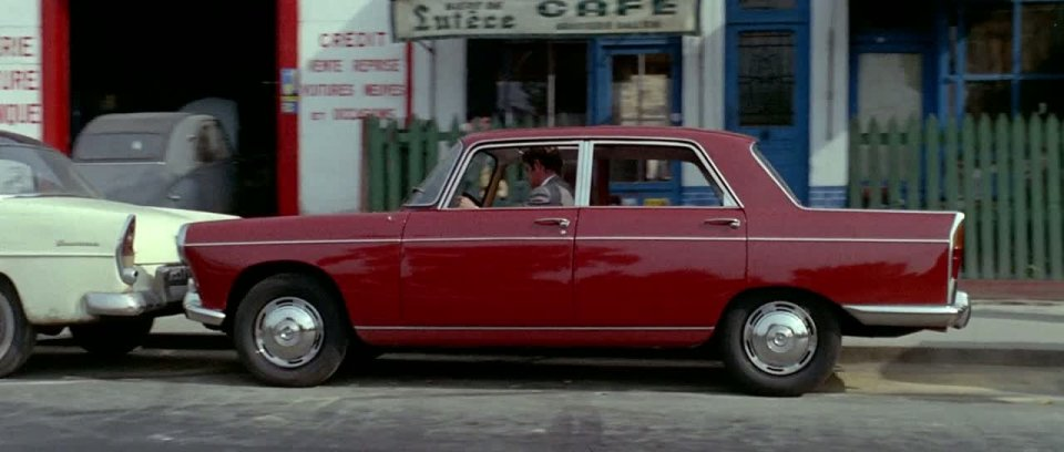 1957 simca vedette versailles in pierrot le fou 1965. Black Bedroom Furniture Sets. Home Design Ideas