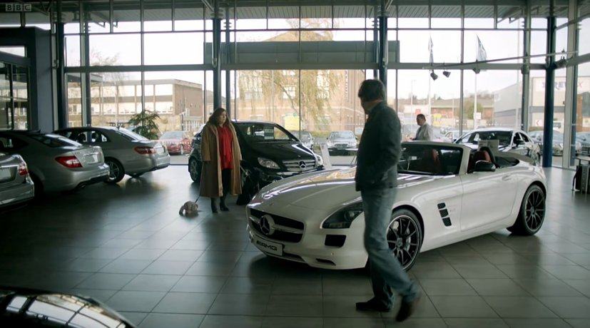 2011 Mercedes-Benz SLS AMG Roadster [R197]