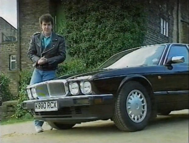 1993 jaguar xj6 3 2 xj40 in top gear 1978 2001. Black Bedroom Furniture Sets. Home Design Ideas