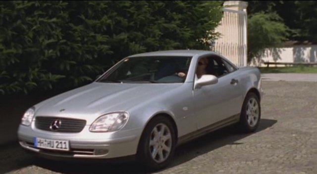 1997 Mercedes-Benz SLK 230 Kompressor [R170]