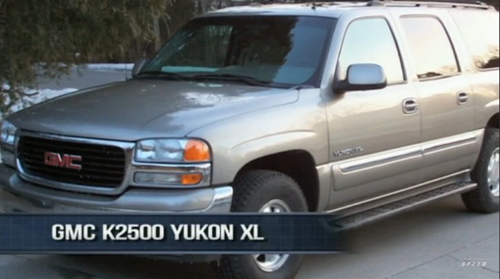 2002 GMC Yukon XL 1500 [GMT830]
