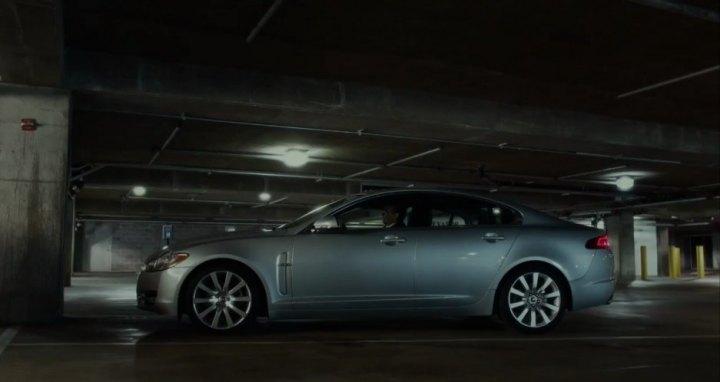 """IMCDb.org: 2008 Jaguar XF X250 in """"Madea's Witness ..."""