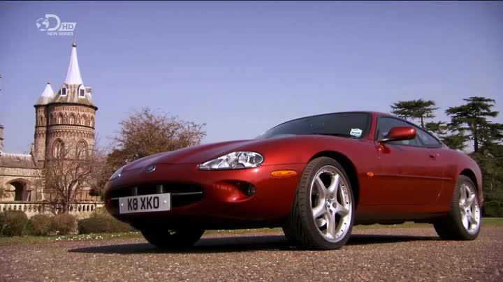 """IMCDb.org: 2000 Jaguar XK8 X100 in """"Fifth Gear, 2002-2020"""""""
