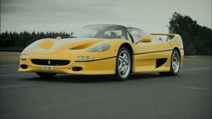Imcdb Org 1996 Ferrari F50 In Quot Top Gear The Worst Car