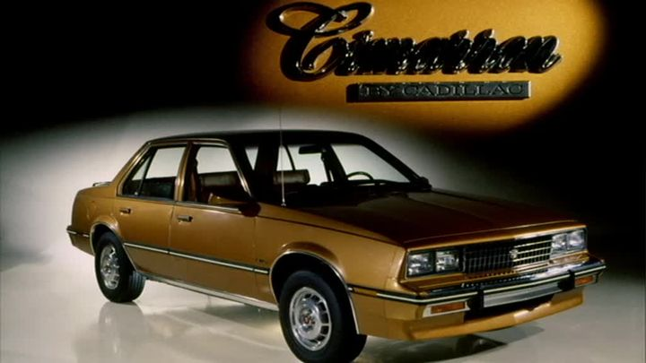 1982 cadillac cimarron in top gear the worst car in the history of the world 2012. Black Bedroom Furniture Sets. Home Design Ideas