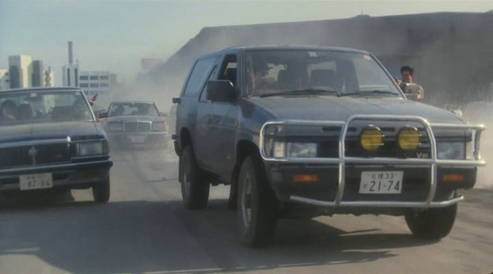 Imcdb 1987 Nissan Terrano Wd21 In Itsuka Giragirasuruhi 1992