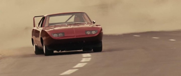 "IMCDb.org: 1969 Dodge Charger Daytona Replica in ""Furious ..."