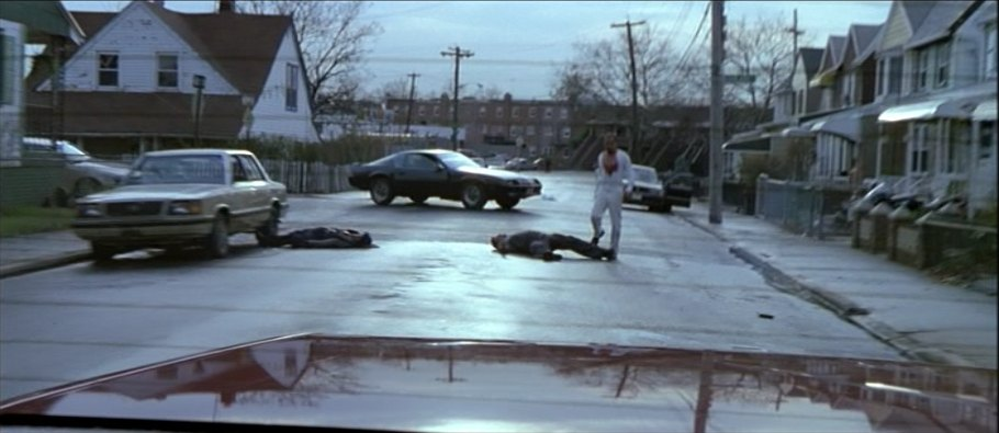 """IMCDb.org: 1985 Plymouth Reliant K in """"Shaft, 2000"""""""