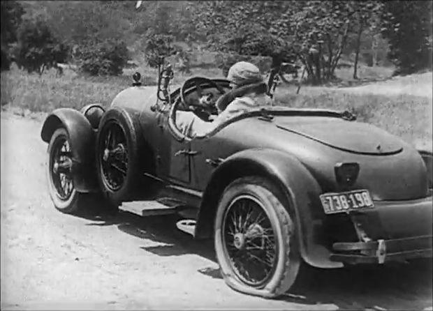 """IMCDb.org: 1924 Kissel 6-55 Gold Bug Speedster in """"Jonah Jones, 1924"""""""