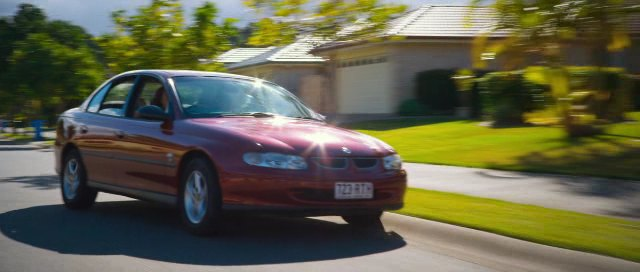 1999 Holden Commodore Series II [VT]