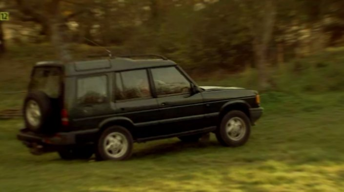1994 Land-Rover Discovery Series I
