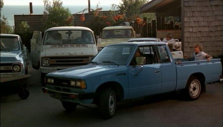 Imcdb Org  1980 Datsun 720 King Cab In  U0026quot The Beach Girls  1982 U0026quot