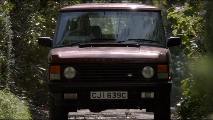Land-Rover Range Rover Series I