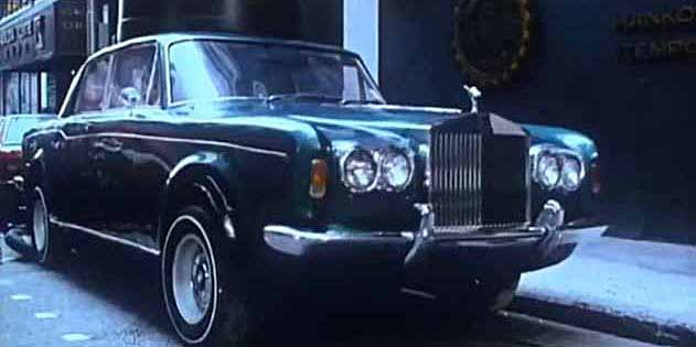 1967 Rolls-Royce Silver Shadow Fixed Head Coupé Mulliner Park Ward