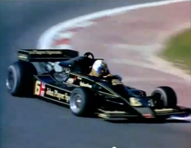 1977 Lotus 78 Ford Cosworth DFV 3.0 V8 [Type 78]