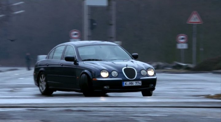 1999 Jaguar S-Type [X200]