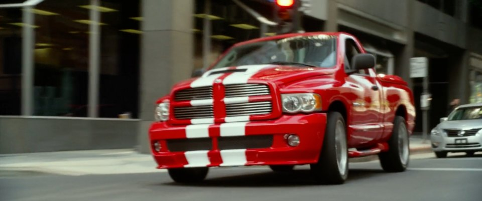 Imcdb Org 2004 Dodge Ram Srt 10 In Quot Ride Along 2014 Quot
