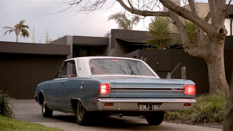 1969 Chrysler Valiant Hardtop [VF]