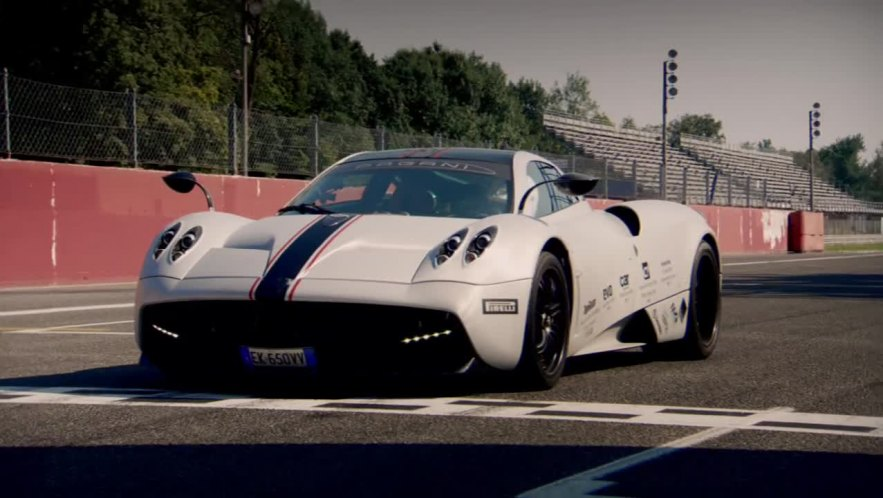 2013 pagani huayra in top gear the perfect road trip 2013. Black Bedroom Furniture Sets. Home Design Ideas