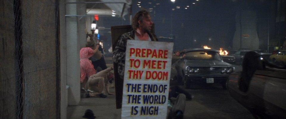Resultado de imagen de the end of the world is nigh superman ii
