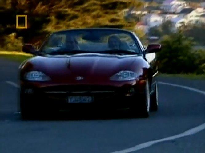 "IMCDb.org: 2002 Jaguar XKR X100 in ""Mayday, 2003"""