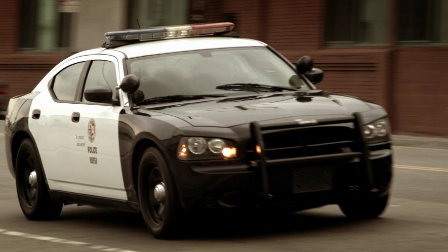 IMCDb.org: 2006 Dodge Charger 'Police Package' [LX] in