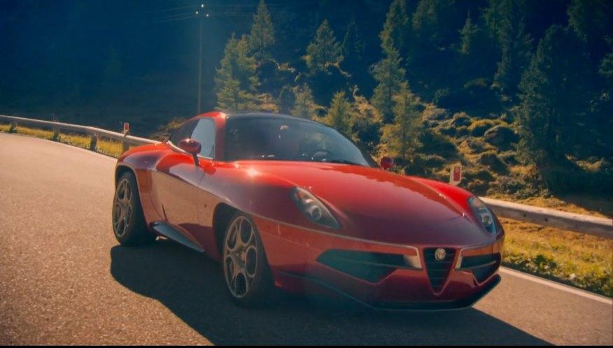 Imcdb 2013 Alfa Romeo Disco Volante By Touring In Top Gear