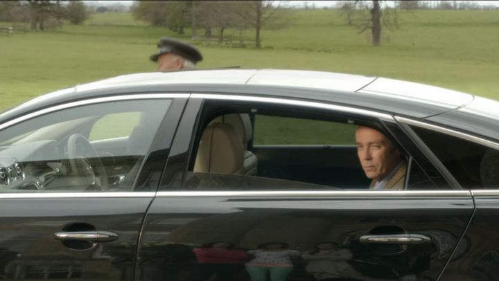 """IMCDb.org: 2010 Jaguar XJ L X351 in """"The Other Wife, 2012"""""""