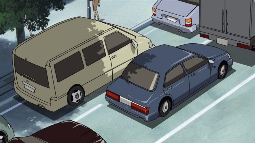 """IMCDb.org: 1996 Honda Stepwgn RF in """"Meitantei Conan ..."""