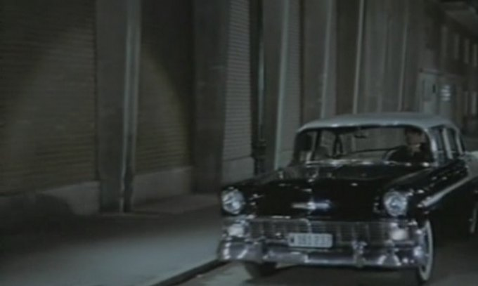 1956 Chevrolet Bel Air 4 door sedan [2403]