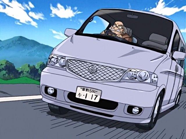 """IMCDb.org: 2001 Mazda Bongo Friendee SG in """"Meitantei Conan, 1996-2019"""""""